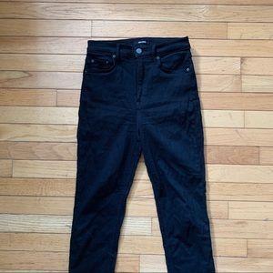 GRLFRND Jeans Kendall Black